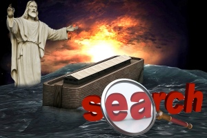 Noah, Jesus and search