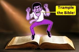Trample Bible