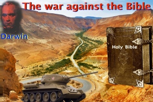 War against Bible