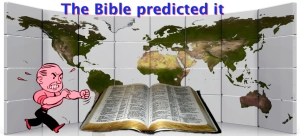 Bible predicted NEW ATHEISTS