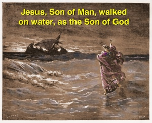Jesus, Son of God:Man