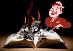 Tips on burning Bible
