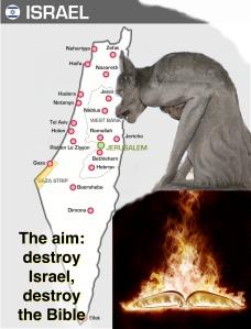 Israel, Bible, Hamas
