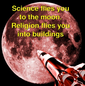 Science to moon