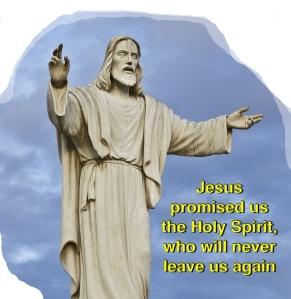 Holy Spirit forever