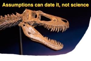 Assumptions can date