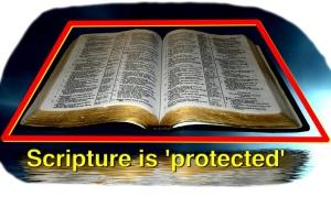 Bible barrier