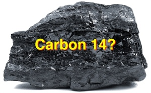 Coal and carbon 14