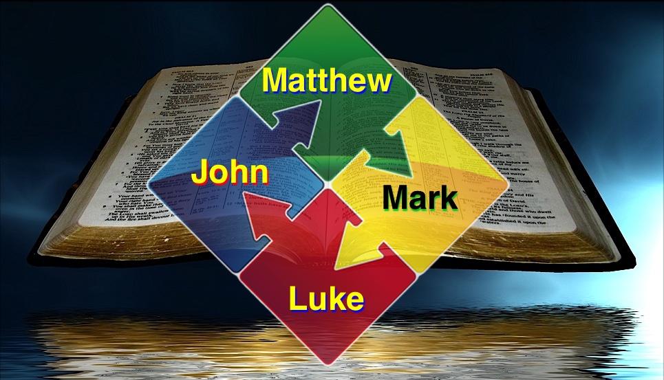 Image result for four gospels