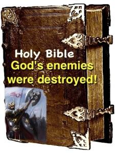 Enemies destroyed