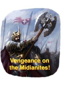Vengeance on Midianites