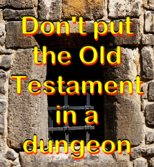 Some interesting tidbits about the Old Testament