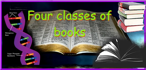 4 Important classes of books