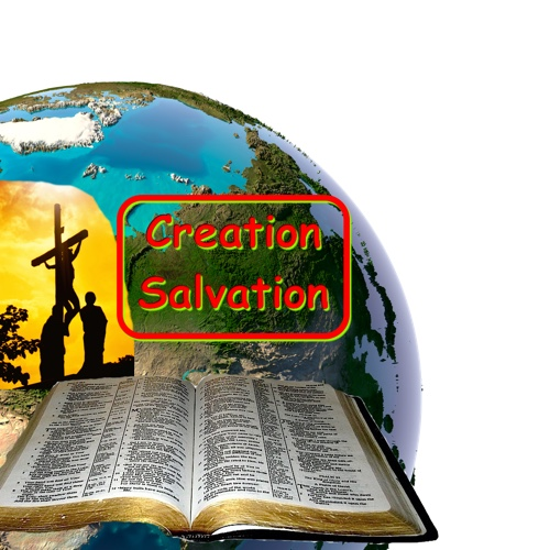 Creation and salvation are closely linked.