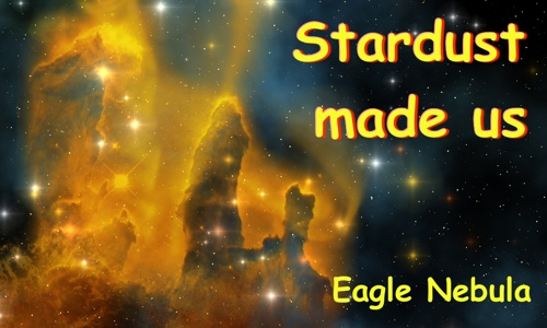 The miracle of stardust