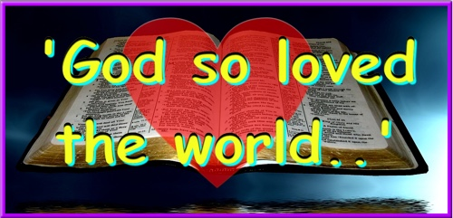 Does God love allpeople?