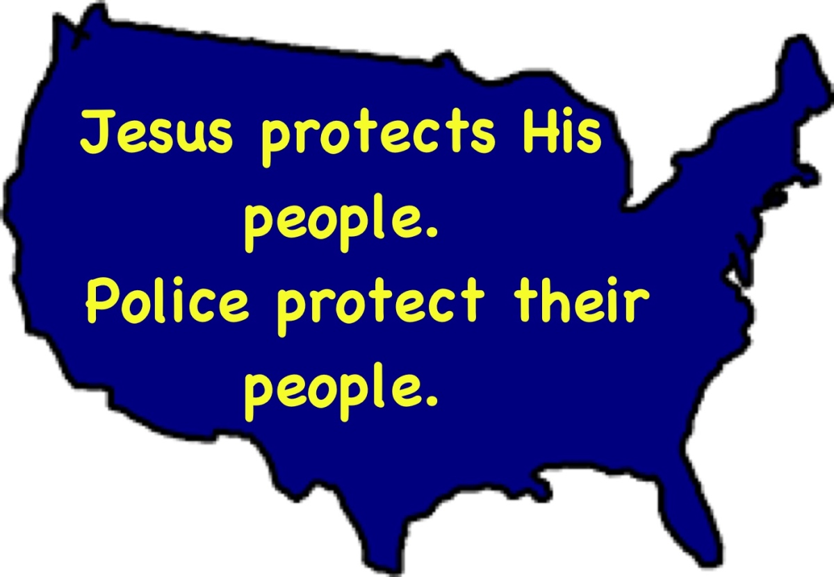 What an outsider thinks of the Americanpolice.