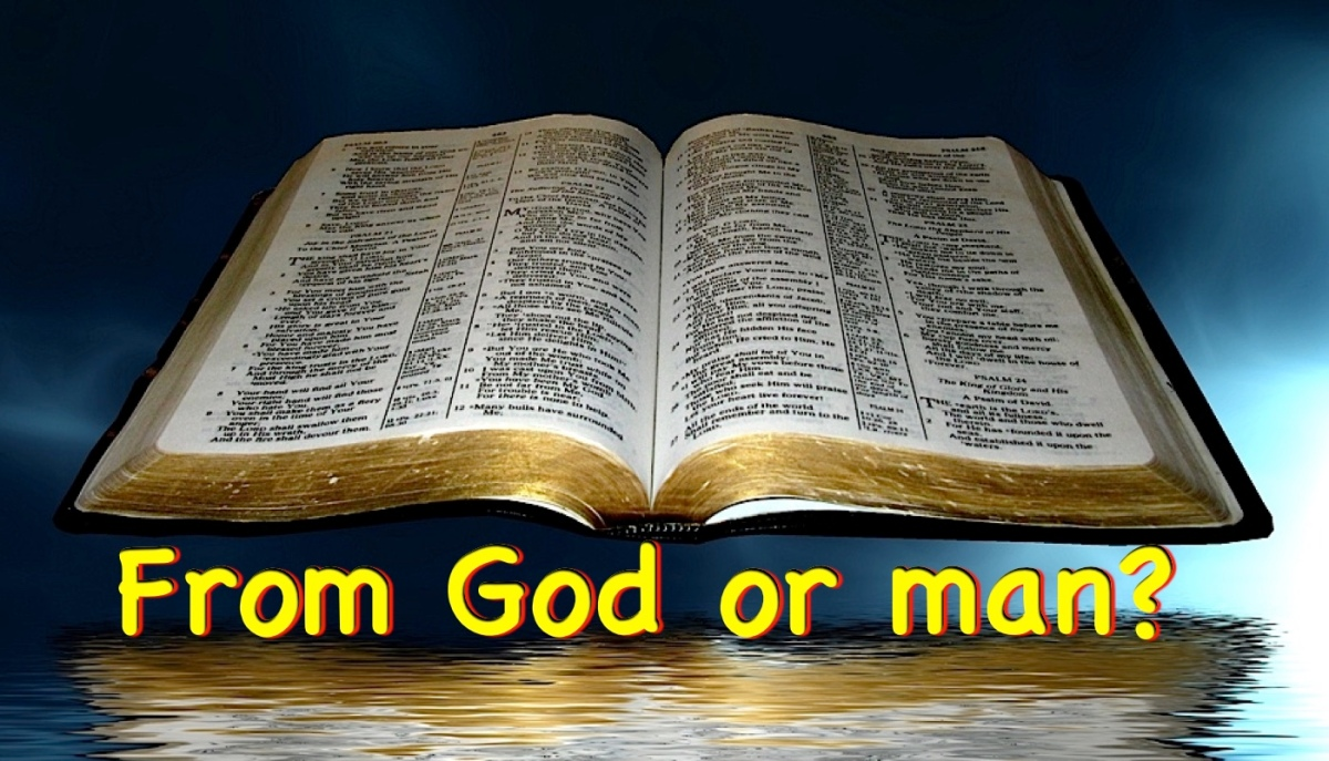 Are the 66 books God'sWord?